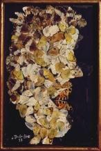 cheveux-de-sylvian-jean-dubuffet-1953-reproducao