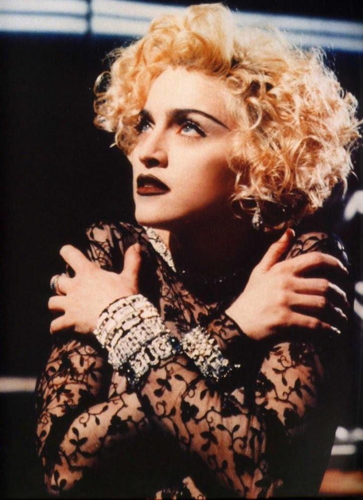 Madonna Vogue 1990 @ Reprodução