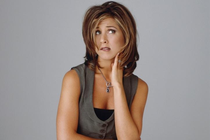 O corte Rachel de Jennifer Aniston em Friends @ Divulgação