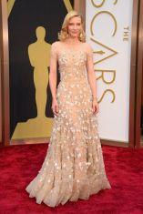 Oscar 2014 Cate Blanchett veste Armani Privé @ Getty