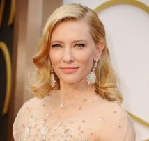 Oscar 2014 Cate Blanchett veste Armani Privé @ Steve Granitz/WireImage