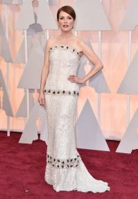 Oscar 2015 Julianne Moore veste Chanel Couture @ Getty