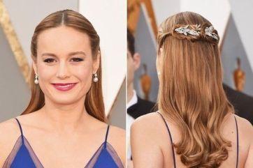 Oscar 2016 Brie Larson veste Gucci @ Getty
