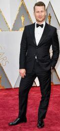 Oscar 2017 Glen Powell @ Getty