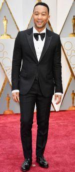 Oscar 2017 John Legend @ Getty