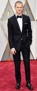 Oscar 2017 Lucas Hedges veste Dior @ Getty