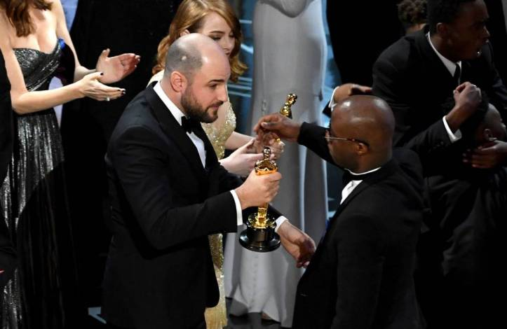 Oscar 2017 Moonlight @ Getty