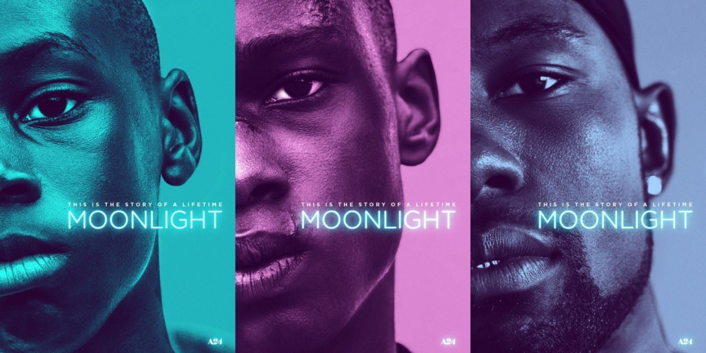 Cartaz de Moonligth - Sob a Luz do Luar @ Divulgação