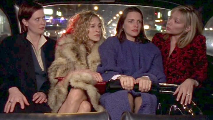 Sex And The City Primeira Temporada 1998 @ HBO