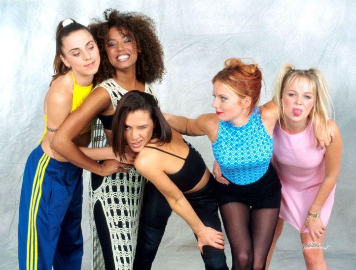 Spice Girls @ Divulgação