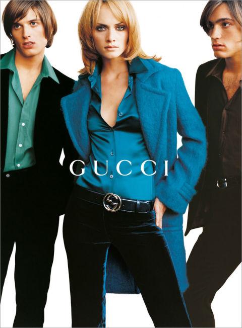 Gucci by Tom Ford 1995 @ Divulgação