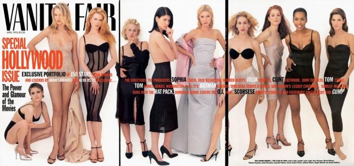 Vanity Fair Hollywood Issue 1995 @ Annie Leibovitz
