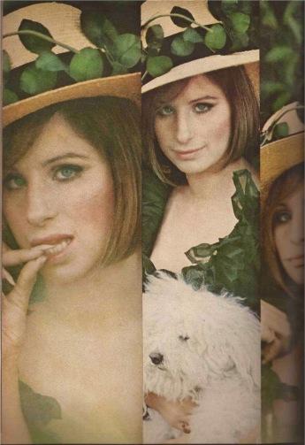 Barbra Streisand Vogue Dezembro 1966 @ Richard Avedon