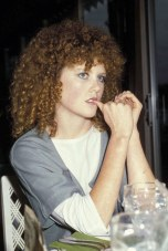 1983 Nicole Kidman @ Patrick Riviere - Getty Images