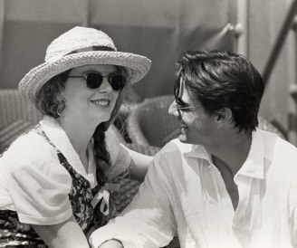1993 Nicole Kidman e Tom Cruise no U.S. Open @ Ron Galella - Getty Images