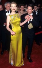 1997 Nicole Kidman Oscar @ Kevin Mazur