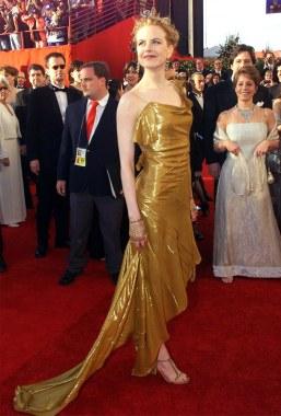 2000 Nicole Kidman Oscar @ Scott Nelson - Getty Images