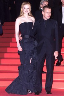 2001 Nicole Kidman Cannes @ Dave Hogan - Getty Images