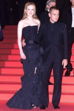 2001 Nicole Kidman Cannes @ Dave Hogan - Getty Images