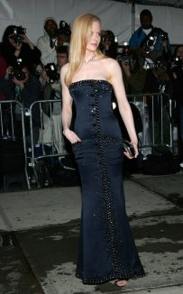 2005 Nicole Kidman MET Gala @ Getty