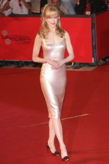 2006 Nicole Kidman na Première de Fur - An Imaginary Portrait of Diane Arbus @ WireImage