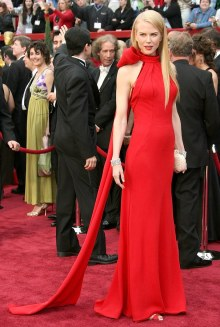 2007 Nicole Kidman Oscar @ Getty
