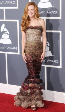 2011 Nicole Kidman Grammy @ Film Magic