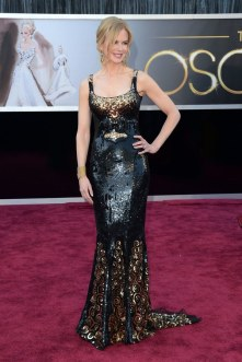 2013 Nicole Kidman Oscar @ Getty