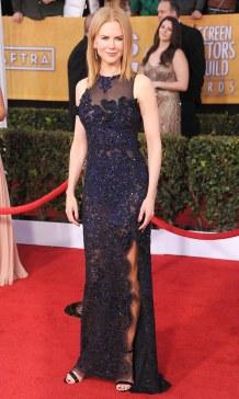 2013 Nicole Kidman SAG Awards @ WireImage