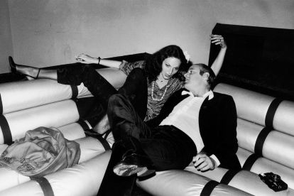 Studio 54 Diane von Fursterberg @ Reprodução