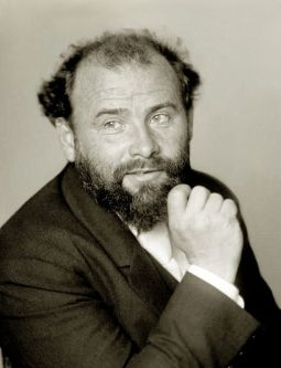 Gustav_Klimt_1908 @ Reprodução