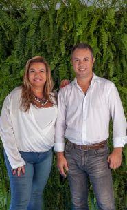 Adriana Bellão e Alexandre Galhego assinam o Espaço Gourmet e Paisagismo da Campinas Decor 2018 @ Leandro Farcchi