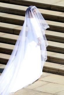 Casamento Meghan Markle - Vestido Givenchy @ Getty (3)