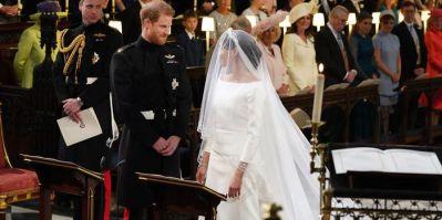 Casamento Meghan Markle - Vestido Givenchy @ Getty (4)