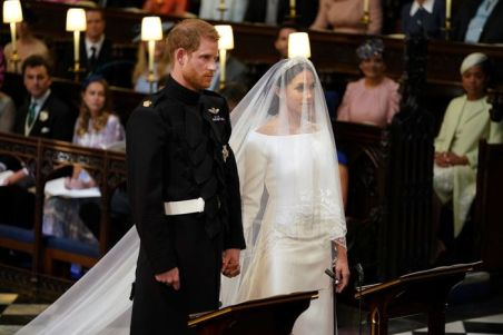 Casamento Meghan Markle - Vestido Givenchy @ Getty (6)
