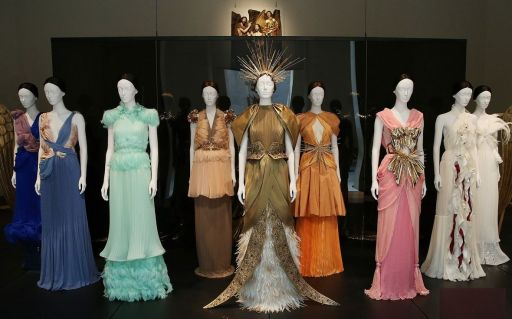 MET 2018 Heavenly Bodies- Fashion and the Catholic Imagination @ Getty