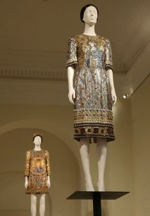 MET 2018 Heavenly Bodies- Fashion and the Catholic Imagination @ Getty (13)