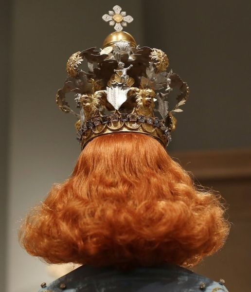 MET 2018 Heavenly Bodies- Fashion and the Catholic Imagination @ Getty (3)