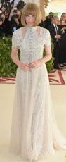 MET Gala 2018 Anna Wintour usa Chanel @ Getty