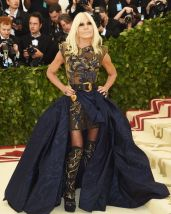 MET Gala 2018 Donatella Versace @ Getty