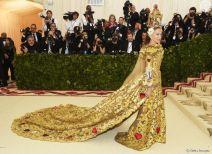 MET Gala 2018 Sarah Jessica Parker veste Dolce & Gabbana @ Getty