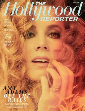 Amy Adams The Hollywood Reporter @ Ruven Afanador (1)