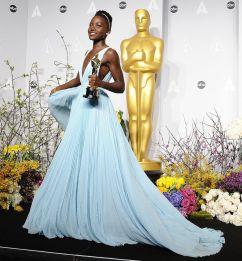 Lupita Nyongo Oscar 2014 @ Reuters