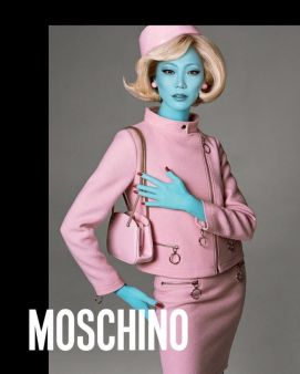 Moschino Fall 2019 @ Steven Meisel (3)
