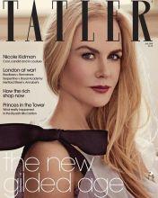 Nicole Kidman Tatler Julho 2018 @ Victor Demarchelier (1)