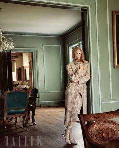 Nicole Kidman Tatler Julho 2018 @ Victor Demarchelier (4)