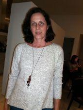 Bete Dadalte usa colar Foi o Jorge Que Fez @ MONDO MODA