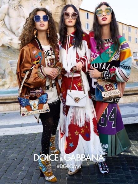 Dolce & Gabbana Fall-Winter 2018-2019 @ Luca e Alessandro Morelli (12)