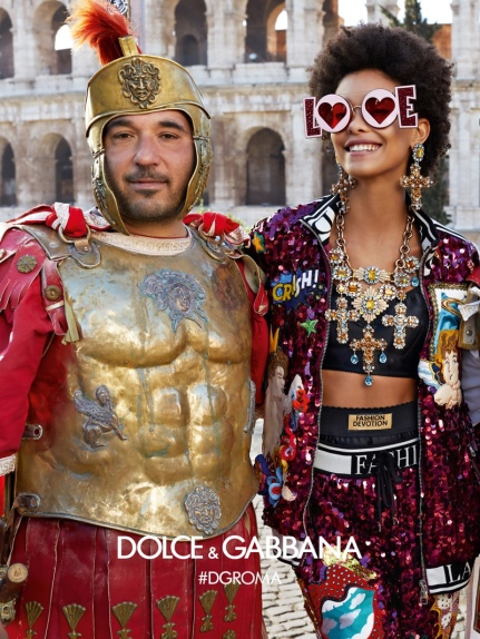 Dolce & Gabbana Fall-Winter 2018-2019 @ Luca e Alessandro Morelli (2)
