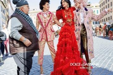 Dolce & Gabbana Fall-Winter 2018-2019 @ Luca e Alessandro Morelli (3)